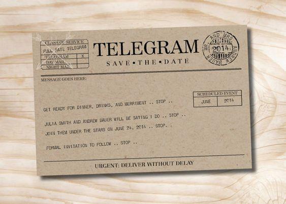 funniest marriage telegrams
