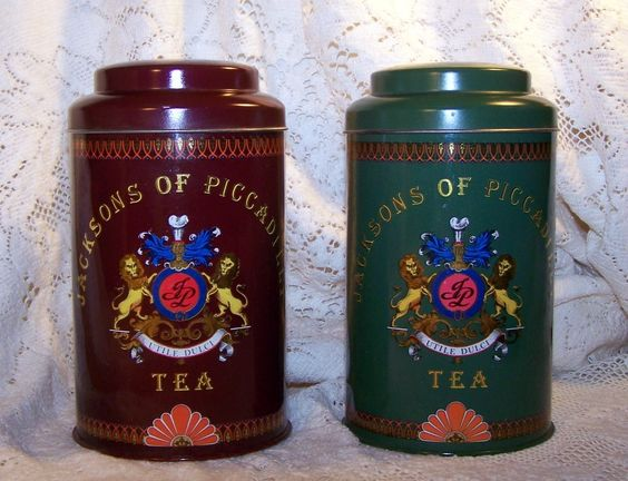 Jacksons of Piccadilly entered the tea trade in 1815, but was bought out at the end of the 20th century.
