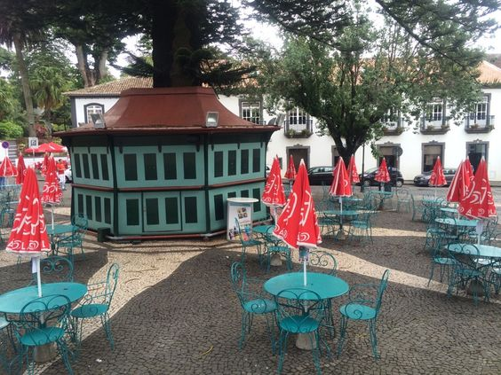 Angra do Heroísmo in Azores