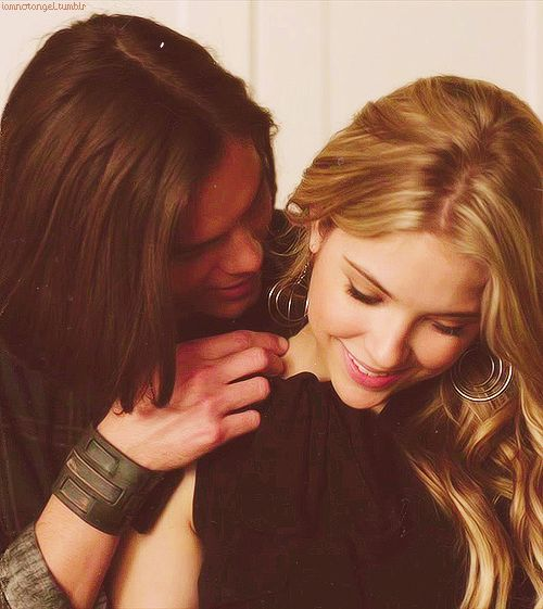 Hanna and Caleb! Pretty Little Liars