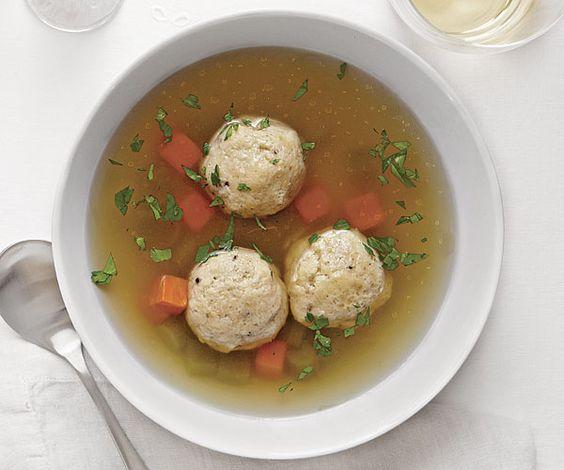 Best Matzo Ball Soup Recipe