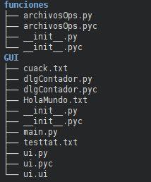 Importar modulos de otra carpeta en Python