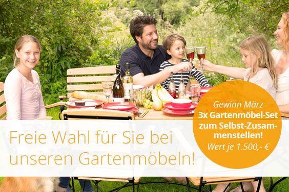 Gartenmobel Leiner Wien : Gewinnspiel der #memoAG #Gartenmöbel  #Set selbst zusammenstellen