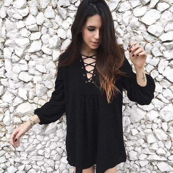 não tiro mais meu vestido @soumanaca ♡ to apaixonada real.