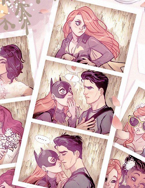 Batgirl #45 (2015) - Babs Tarr