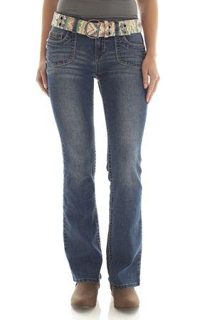 Luscious Curvy Bootcut Jeans In Baldwin