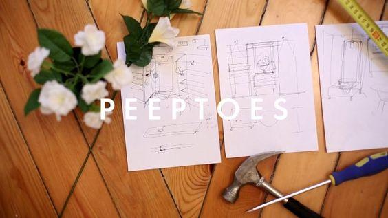 Peeptoes Dressing Room