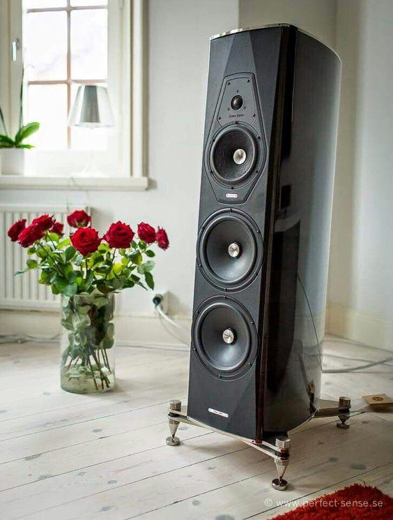 sonus faber amati futura speaker hi fi pinterest audio speakers electronics and the o 39 jays. Black Bedroom Furniture Sets. Home Design Ideas