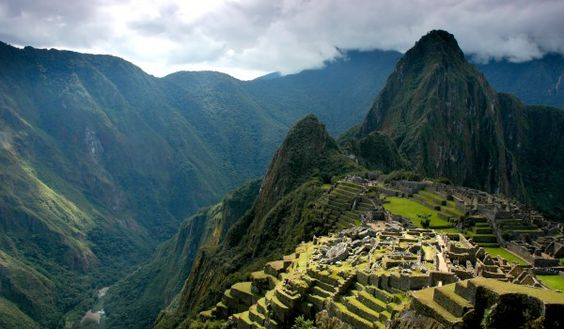Machu Picchu, Peru.  Just so I can see it live and up close and say WOW!