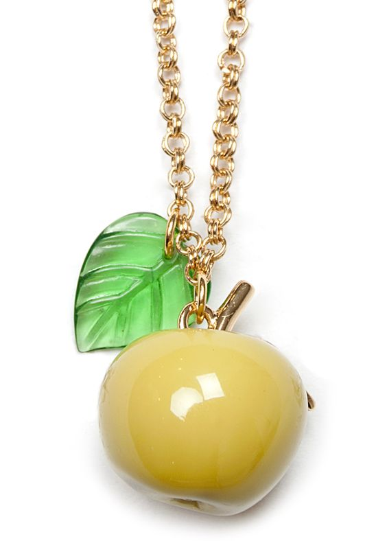 Apple necklace £22.90