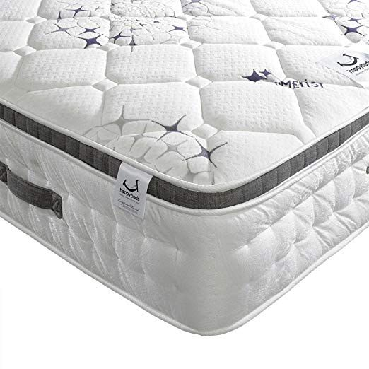 Happy Beds Ametist Crystal 2500 Pocket Sprung Orthopaedic Pillow