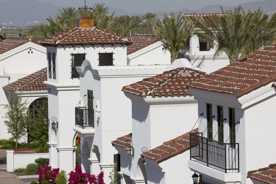 Us Tile By Boral Clay Roofs On A Hoa In California Boral