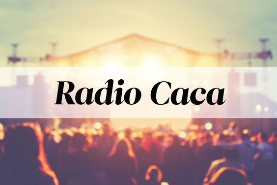 'Radio Ga Ga' was originally 'Radio Caca'