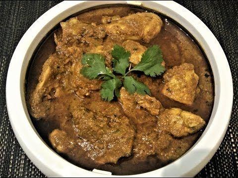 Goan Chicken Xacuti Youtube Goan Recipes Recipes Chicken Recipes