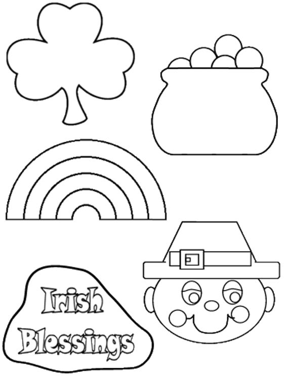 FREE Shrinky Dink Templates