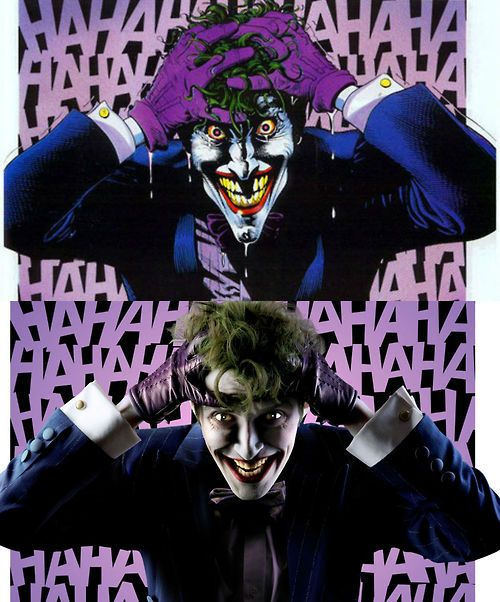 "Anthony Misiano.  Brian Bolland tribute from ""The Killing Joke"":"