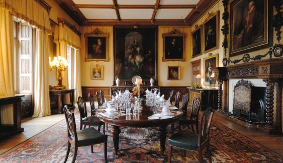 diningroom-highclere: