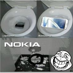 NoKia.. First  Forever... ^-^