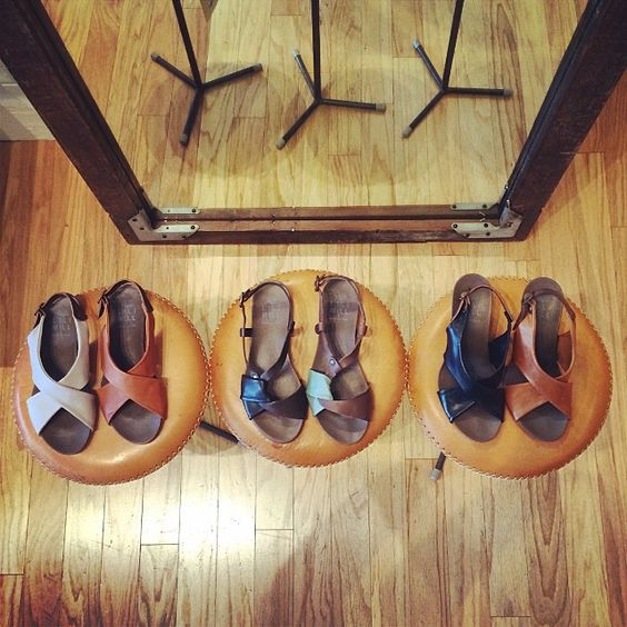 @lilimill  sandals now available at Bulo!