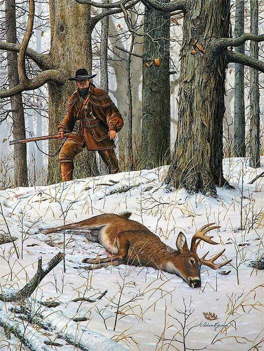 The Lone Hunter