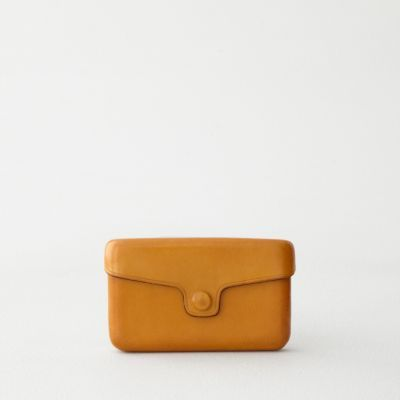 Business Card Holder with Snap: Business Card Holders, Business Cards, 78 00, 80355 78, Bussetto Business, Bussetto Italian, Italian Leather