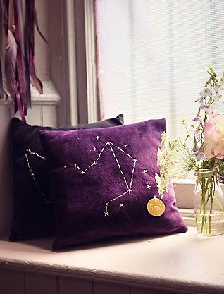 star sign pillow  http://rstyle.me/n/qxycwpdpe