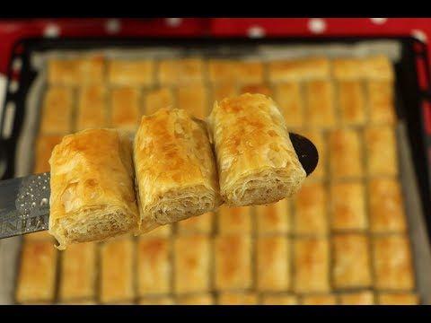 بقلاوة التركية بطرقتين سهلة و سريعة التحضير حلويات العيد مع رباح محمد Youtube Party Desserts Desserts Baklava