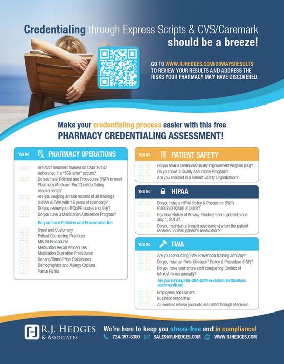 RJ Hedges  Pharmacy Compliance Needs  Ways Fall