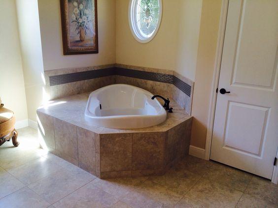 Different tub design