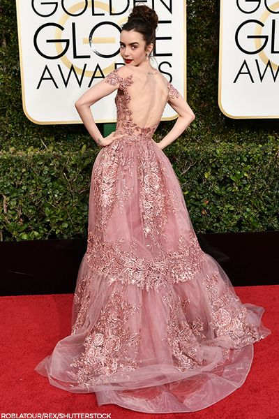 Best Dressed At The Golden Globes 2017 | sheerluxe.com