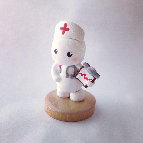A custom Vanderbilt Nurse for one of my customers in Tennessee :)