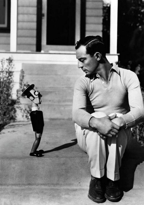 Buster Keaton: