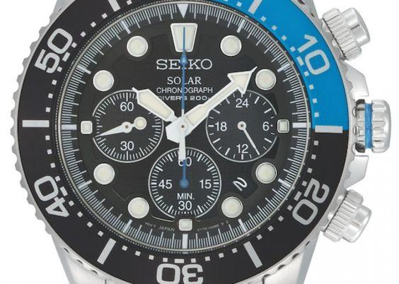 #Relojes @Seiko Kanazawa Watches Solar Divers