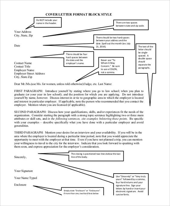 This Diagram shows a sample formal business letter and how you can - letter of interest formats