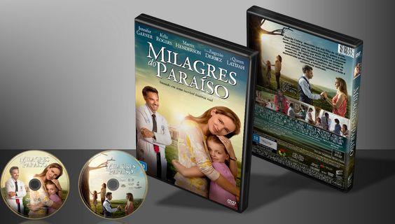 Milagres Do Paraíso - Capa | VITRINE - Galeria De Capas - Designer Covers Custom | Capas & Labels Customizados
