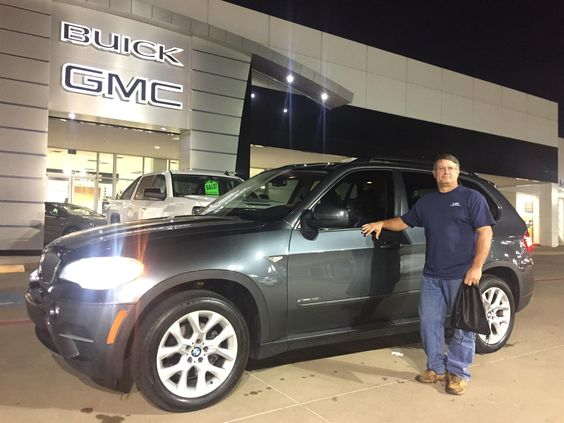 CATES 's new 2011 BMW  X5 XDRIVE 35I! Congratulations and best wishes from Hall Buick GMC and JOSE CERVANTES.