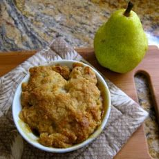 Revenge of the Pear Crisp Recipe
