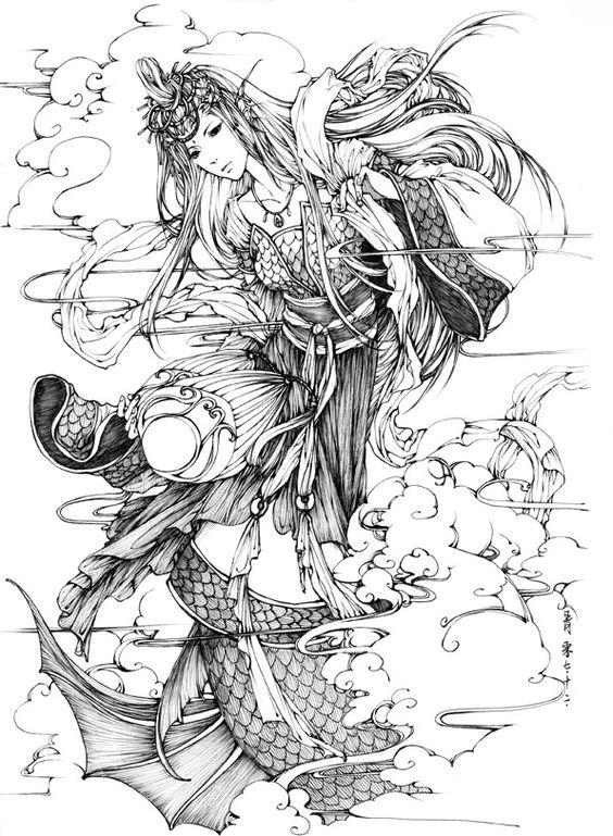 Warrior ladies