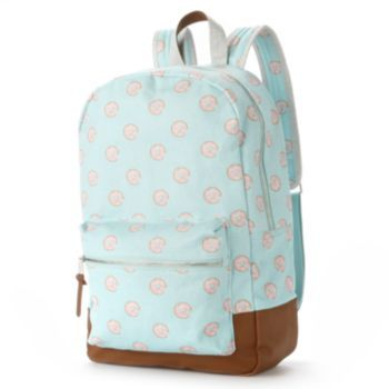 Candie's Donut Backpack. Super cute.