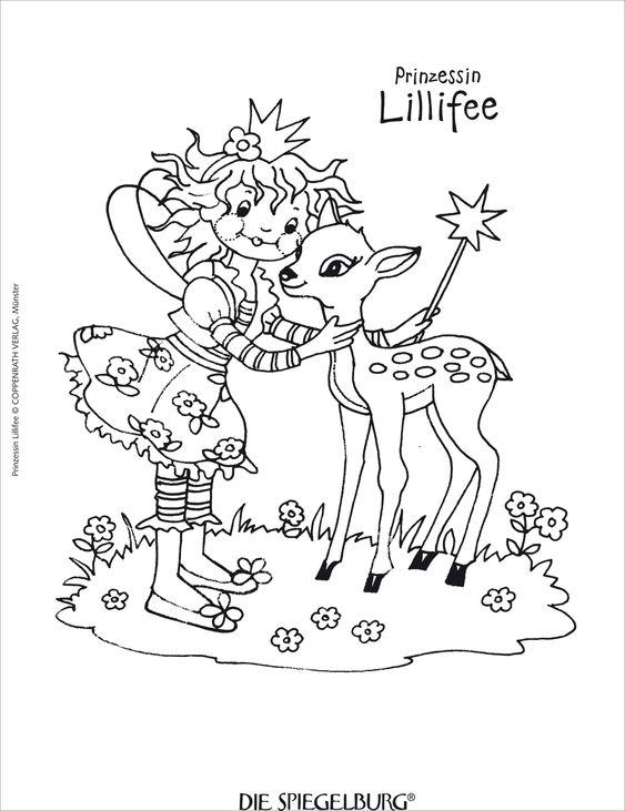 Pin Auf Prinzessin Lillifee