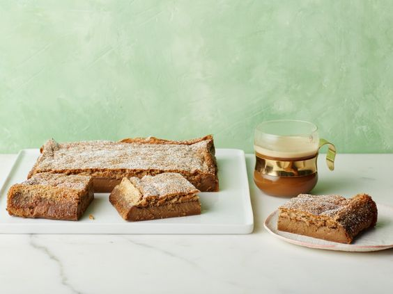 Recipe of the Day: The Magic Cake That's Actually Magical When we say this cake is pure magic, we really mean it. Once in the oven, one simple, espresso-spiked batter separates into three distinct layers — no magic wand required.