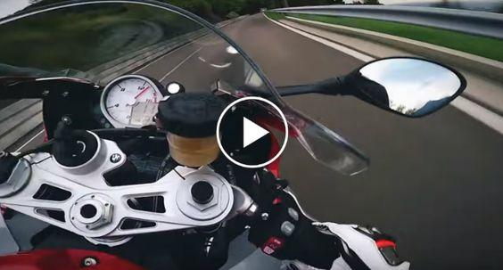 Motociclista Filma Viagem Alucinante e Perigosa Pelas Montanhas Da Itália