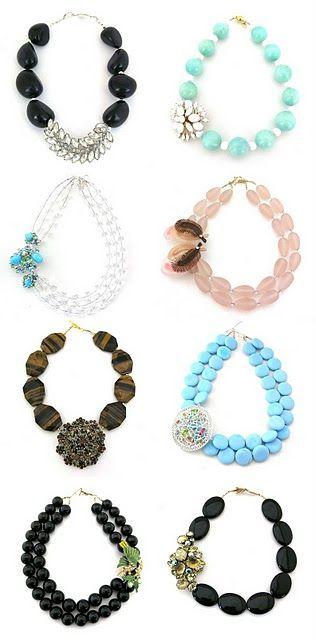 #elva #fields #necklace #jewelry #style #fashion #thestyleumbrella via The Style Umbrella