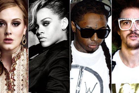 Billboard Music Awards: os nomeados, as atuações e a homenagem a Whitney Houston (emissão em direto esta noite)