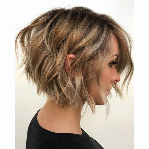 Curly Hair Short Layers Elegant 55 Of Short Layered Haircuts 2019 Hair Styles Bob Hairstyles For Fine Hair Haircuts For Fine Hair