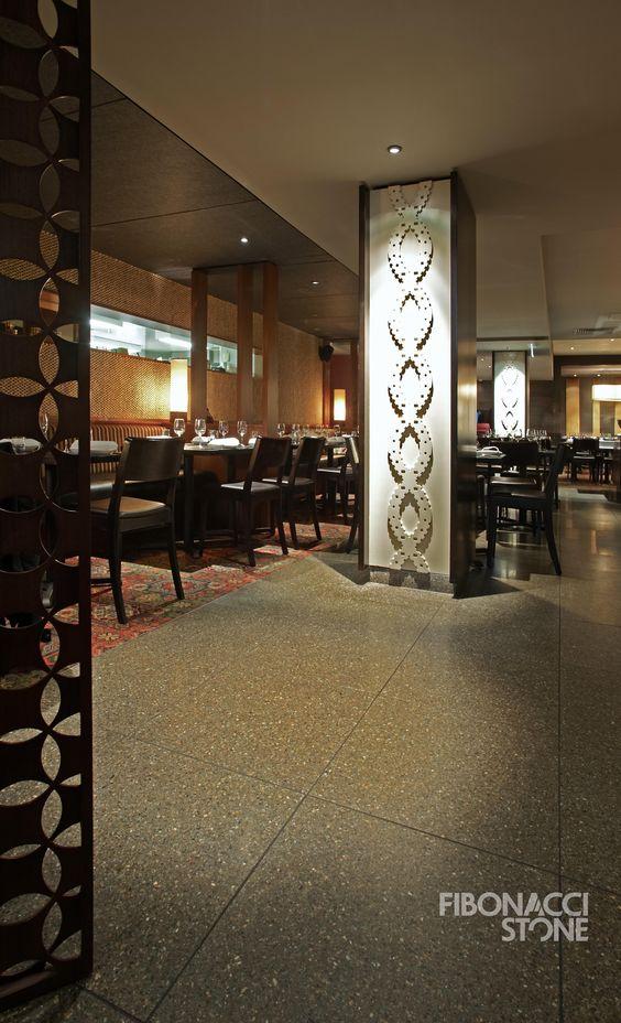 Fibonacci Stone Bedrock Honed at Maha Bar #Fibonacci #Fibonaccistone #11235 #stone #terrazzo #concrete #marble #quartz #riverstone #flooring #tiles #hardflooring #floor #architecture #interior #interiordesign #designideas #interiordesignideas #kitchendesign #bathroomdesign #commercialdesign #retaildesign #hopsitalitydesign #publicspace #sustainable #greenstar #environmental #cool #designicon #topproduct #leader #simple #affordable #durable #instock #hardwearing #lowmaintenance