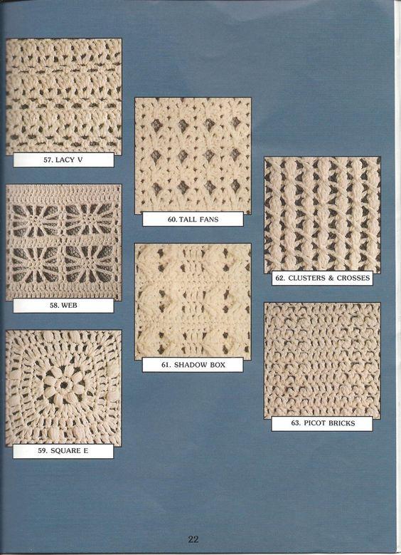🌹 👸🏼🌹 63 Mais Padrão Fácil de Crochetar Costura itens decorativos Criações -  / 🌹 👸🏼🌹 63 More Easy-To-Crochet Standard Stitches Knacks Creations -