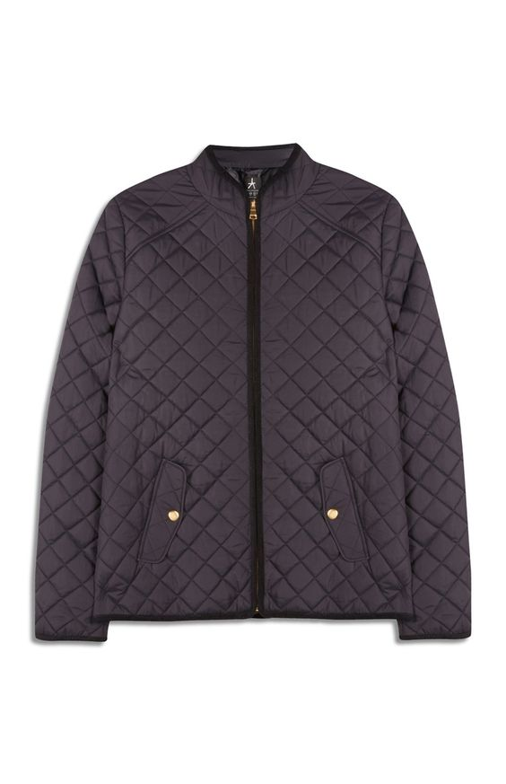 Womens padded jacket primark