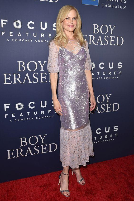 Hot or Not - Nicole Kidmann  alla presentazione del film Boy Erased