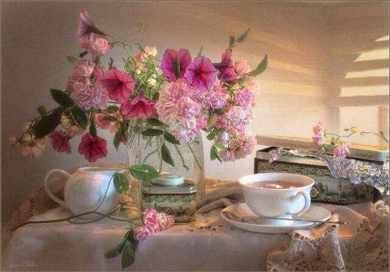 A table for Tea